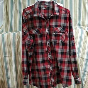 Columbia men shirt long sleeve size XL